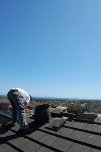 Etancheite de toiture Camps-la-Source