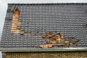 reparation toit après grêle